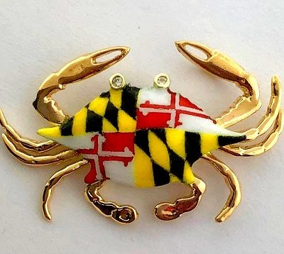 MD Flag Crab Pend 1